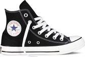 Converse All Star Sneakers Hoog - Black/White