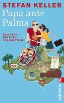 Omslag Papa ante Palma