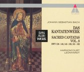 Bach: Sacred Cantatas Vol 8 / Harnoncourt, Leonhardt