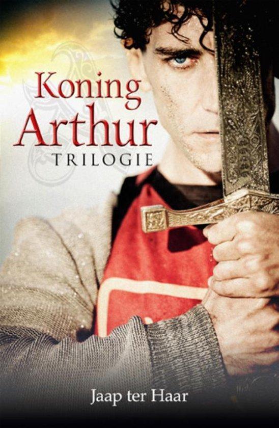 Boek cover Koning Arthur trilogie van Jaap ter Haar (Paperback)