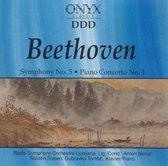 Beethoven: Symphony No. 5; Piano Concerto No. 1
