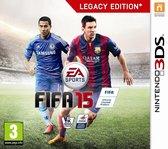 FIFA 15 - Legacy Edition - Nintendo 3DS
