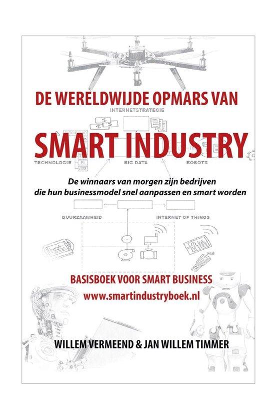 Basisboek Smart Industry - Willem Vermeend |