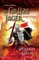 Boek cover De Grijze Jager 1 - De vroege jaren / 1 Het toernooi van Gorlan van John Flanagan