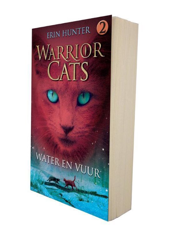 Warrior Cats | Originele serie 2 - Water en vuur - E. Hunter pdf epub