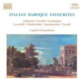 Italian Baroque Favourites / Capella Istopolitana