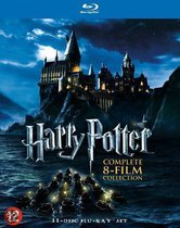 Harry Potter Collection (Blu-ray)