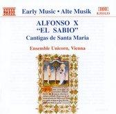 Alfonso X:Cantigas Santa Maria