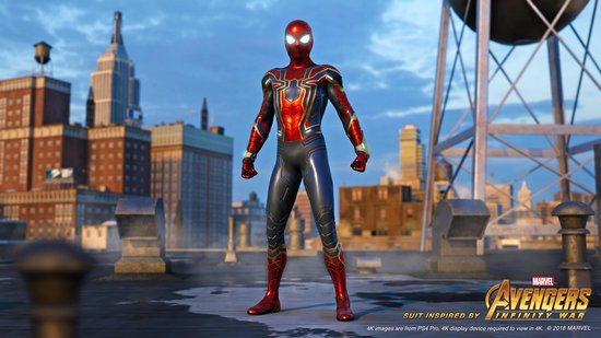 Spiderman - Special Edition - PS4 - Sony