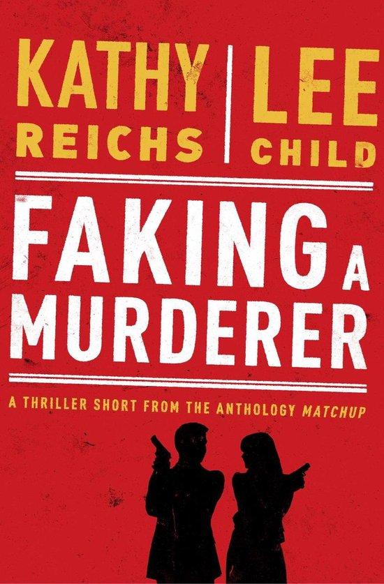 Omslag van Faking a Murderer