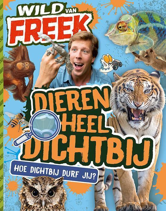 Wild van Freek Zomerboek 2019