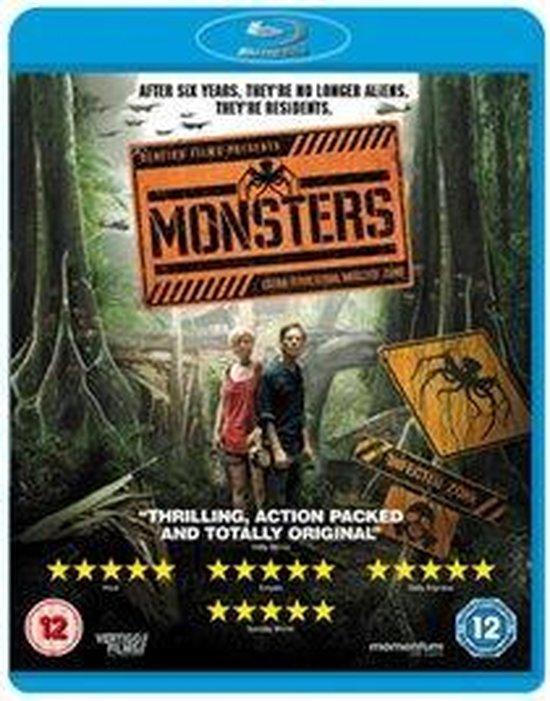 Cover van de film 'Monsters'