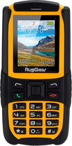 RUGGEAR XBY-OUTDOOR GSM, 2G - Waterdicht en Stofdicht - Black/ Orange