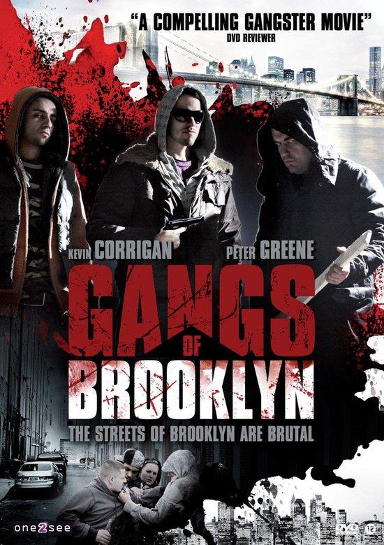 Cover van de film 'Gangs Of Brooklyn'