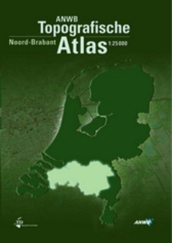 Boek cover Noord-Brabant van Onbekend