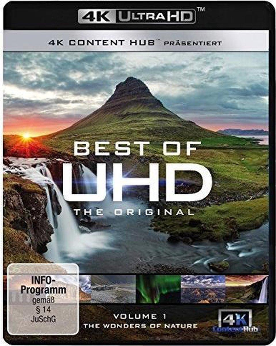 Best of UHD: The Original Vol. 1 - Wonders of Nature/Blu-ray-
