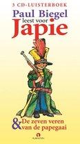 Japie & De zeven veren van de papegaai