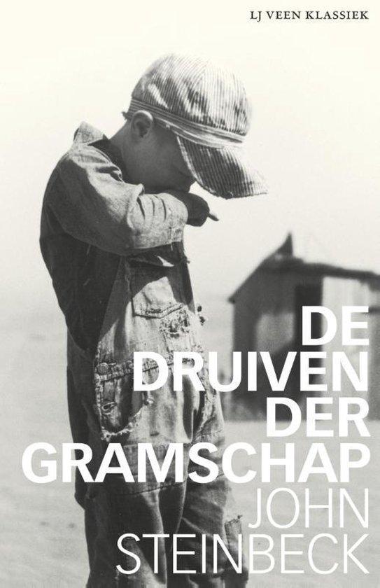 Boek cover De druiven der gramschap van John Steinbeck (Paperback)