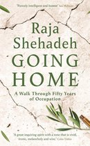 Boek cover Going Home van Raja Shehadeh
