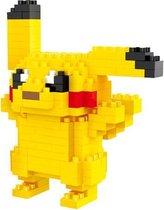 Nanoblocks Pikachu zwaaiend Pokemon - LNO