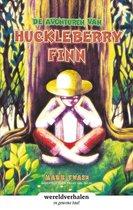Wereldverhalen - De avonturen van Huckleberry Finn