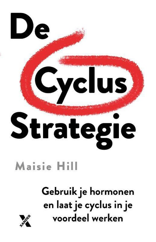 Boek cover De Cyclus Strategie van Maisie Hill (Paperback)