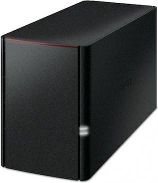 Buff 4TB LinkStation 220 2x/U2/GL