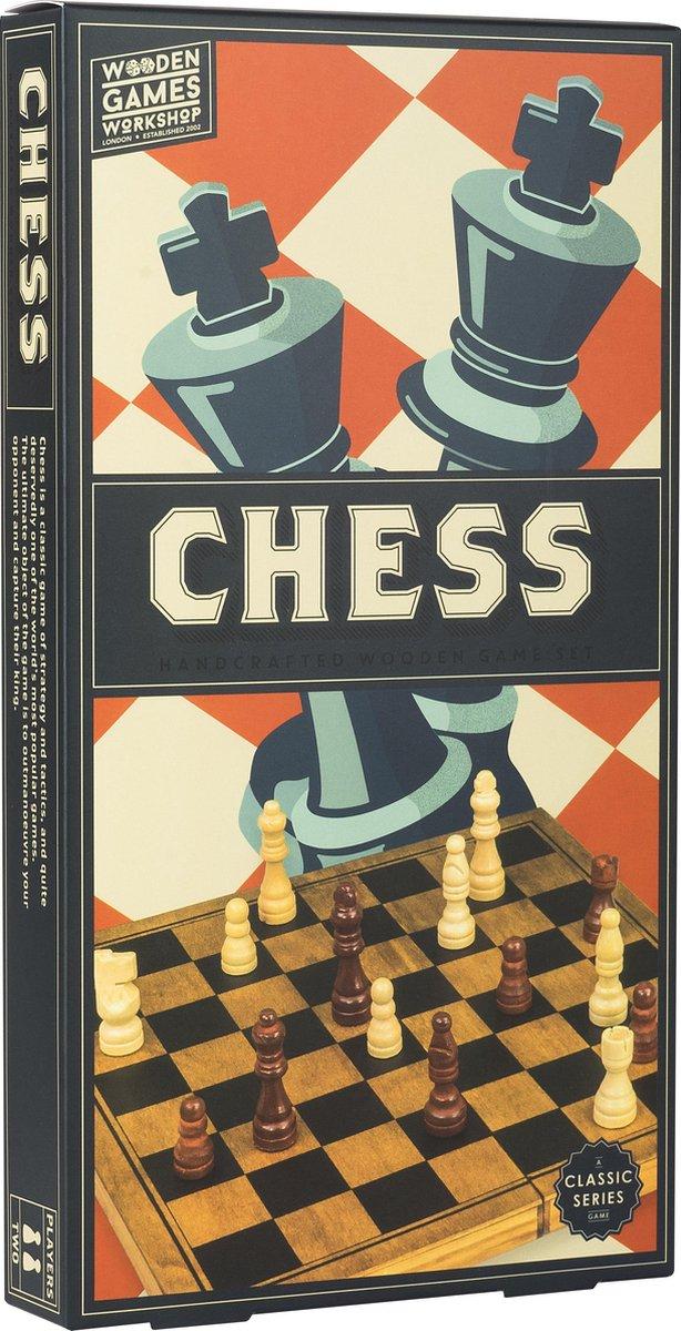 Chess - Bordspel