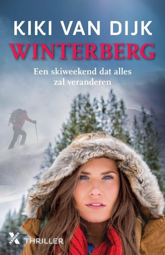 Thriller | Winterberg | Kiki van Dijk | Bestseller Auteur | 284 blz |