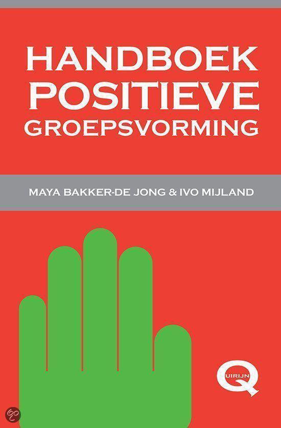 Handboek positieve groepsvorming