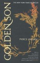 Boek cover (02): Golden Son van Pierce Brown (Onbekend)