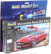 Revell Model Set - Mercedes SLS AMG