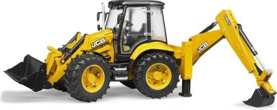 Tractor Jbc 5Cx Met Bagger