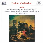 Sor: Guitar Music Op. 13-16