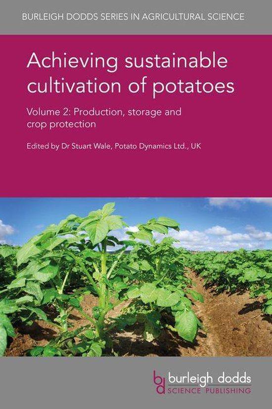 Boek cover Achieving sustainable cultivation of potatoes Volume 2 van Dr Ilkka Leinonen (Onbekend)