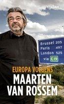 Boek cover Europa volgens Maarten van Rossem van Maarten van Rossem (Paperback)