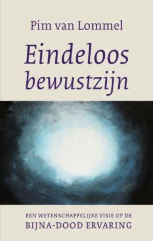 Boek cover Eindeloos bewustzijn van Pim van Lommel (Onbekend)