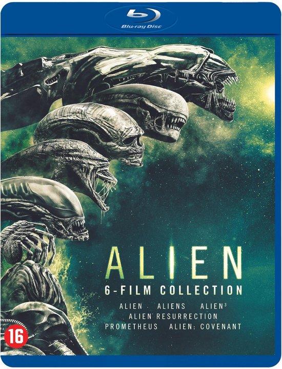 Alien 1 t/m 6 Boxset (Blu-ray)