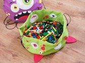 """Juicy Monsters """"Xendy"""" speelgoed opbergzak, speelkleed, reistas en rugtas"""