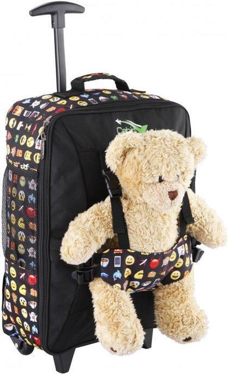 CabinMax Beer Kinder Handbagage Trolley - Neem je favoriete Beer / pop  mee op vakantie (MJ)