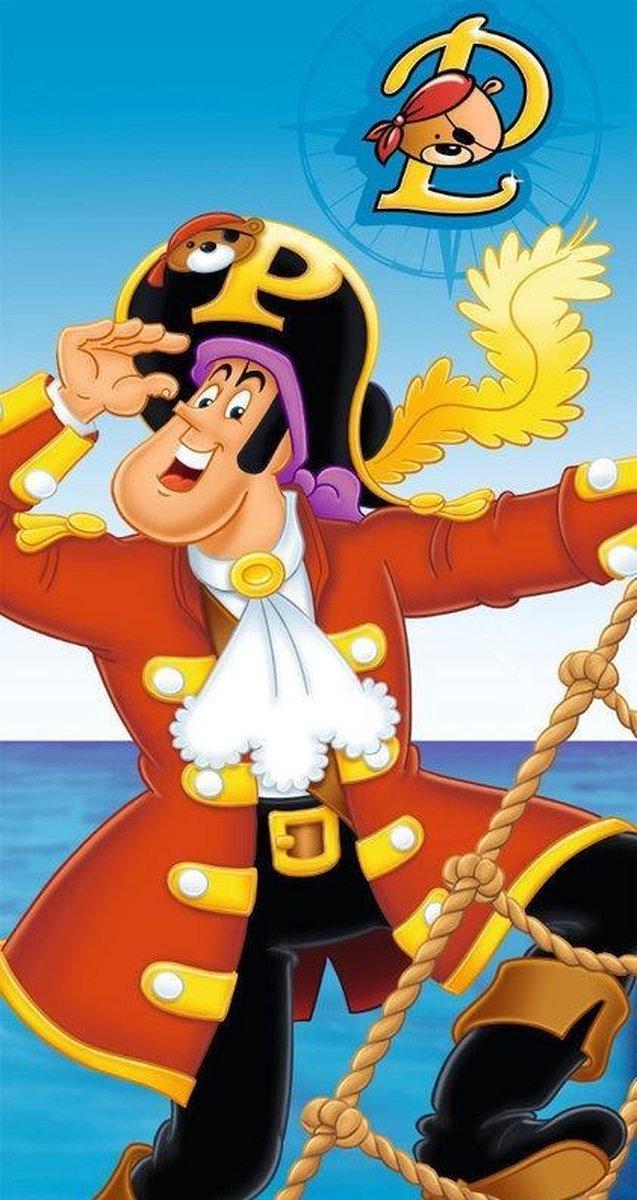 Piet Piraat strandlaken - Piet Piraat