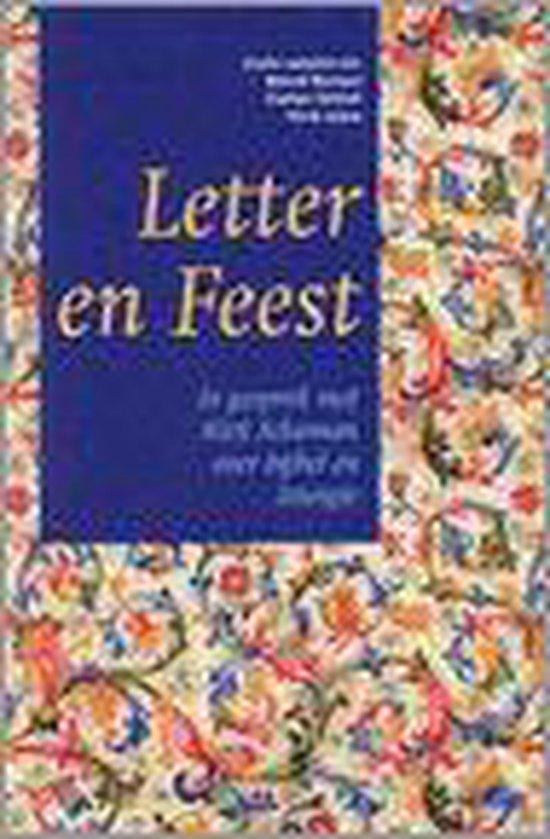Letter En Feest - M. Barnard |
