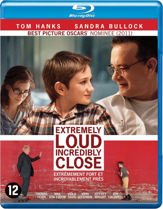 Cover van de film 'Extremely Loud & Incredibly Close'