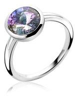Zinzi zir1006p56 - zilveren ring Swarovski crystals