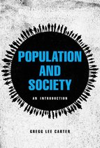 Boek cover Population and Society van Gregg Lee Carter (Paperback)