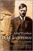 Boek cover Dh Lawrence van John Worthen