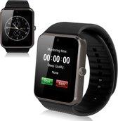 SmartWatch - Bluetooth - Android - Zwart