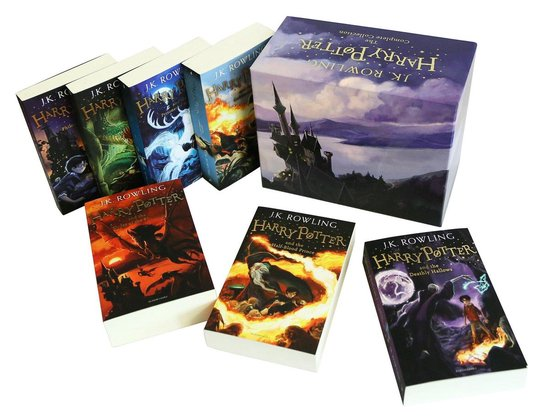Harry Potter Box Set - J.K. Rowling