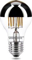 Groenovatie LED Filament Kopspiegellamp - 6W - E27 Fitting - 106x60 mm - Extra Warm Wit - Dimbaar