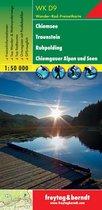 FB WKD9 Chiemsee • Traunstein • Ruhpolding • Chiemgauen und Seen
